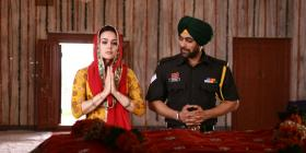 More of Preity and Salman's Heroes Stills