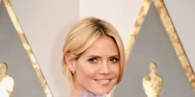 Heidi Klum REVEALS she was 4 months pregnant while walking the Victoria's Secret fashion show in 2003