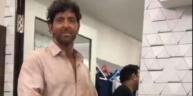 Don't miss Hrithik Roshan singing in this BTS video shared by him as Super 30 completes two years