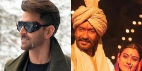 Hrithik Roshan is in awe of Ajay Devgn starrer Tanhaji: The Unsung Warrior; Calls it an incredible movie
