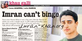 Imran's Mid-day Scans