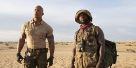 Jumanji: The Next Level US Box Office: The Rock and Kevin Hart's film has a blockbuster opening weekend