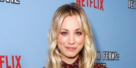 Kaley Cuoco was 'uncomfortable' shooting intimate scenes for Flight Attendant due to The Big Bang Theory