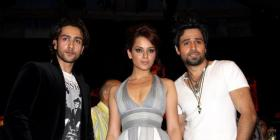 Kangana & Emraan at an Event for Raaz - The Mystery Continues