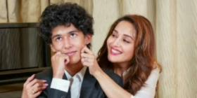 Madhuri Dixit's son Arin turns 18; Actor posts PHOTOS & says 'From today the world is yours to enjoy'