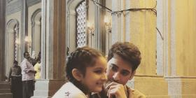 Mahesh Babu's daughter Sitara is a star in the making; Lends her voice for baby Elsa in Frozen 2 Telugu