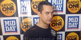 Aamir Meets the Mid-Day & Radio One Contest Winners