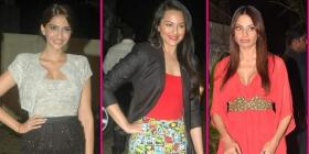 Who looked the best at Akshay Kumar's Speedy Singh Bash?