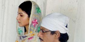 SRK & Anushka  shoot for Rab Ne Bana Di Jodi