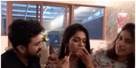 VIDEO: Ram Charan has a cute birthday wish for his baby sister Sreeja; Says 'Never bored of bugging you'