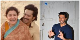 Ranveer Singh accepts Varun Dhawan Anushka Sharma's Sui Dhaaga challenge, but there is a twist; FIND OUT