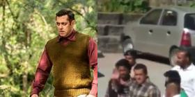 Salman Khan waving at fans during Tubelight shooting in Manali will make your heart beam with joy; WATCH VIDEO