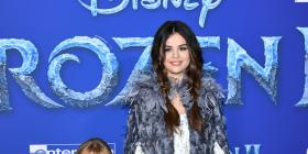 Selena Gomez and baby sister Gracie twin as they attend Frozen 2 premiere in California; View Pics