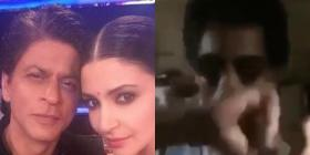 Shah Rukh Khan and Anushka Sharma dancing to Jab Harry Met Sejal's song in a throwback video is all things fun