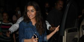 Saaho actress Shraddha Kapoor nails the denim jacket look as she steps out in the city; View pics