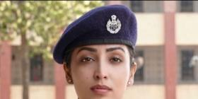 Yami Gautam shares a PIC from the first day of Dasvi sets; Says Proud, honoured to play an IPS officer