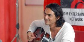 Arjun Rampal at the Times Zoom Office
