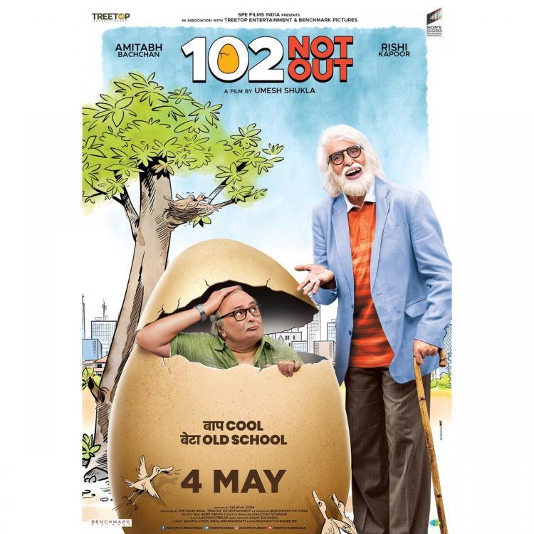 102 Not Out Review: Amitabh Bachchan and Rishi Kapoor's joyride is a bumpy one all the way | PINKVILLA