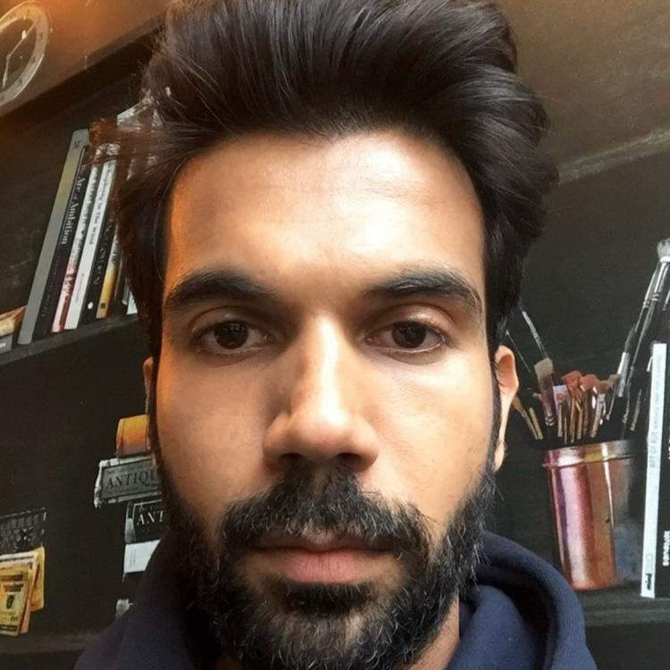 Rajkummar Rao shares a picture remembering his Omerta days