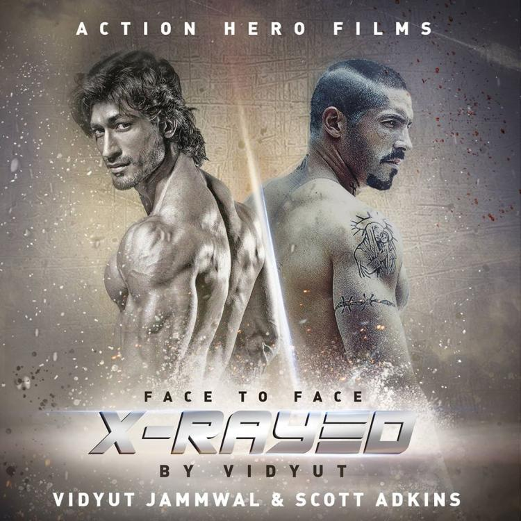Vidyut Jammwal says he wants to play Scott Adkins' adversary in a film