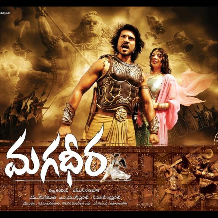 11 Years of Magadheera: Fans take over the internet as they celebrate Ram Charan and Kajal Aggarwal starrer