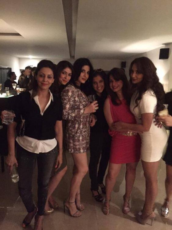 Gauri Khan And Her Girl Gang Are Back In The Party