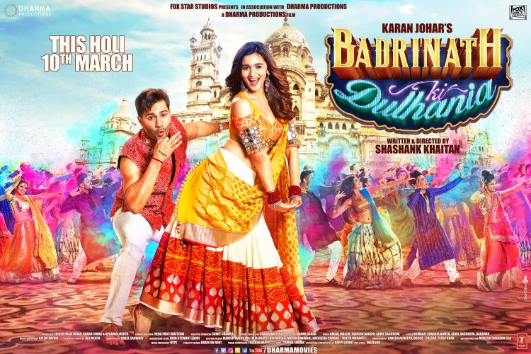 Badrinath Ki Dulhania Music Review: Arijit, Amaal, Tanishk & Bappi Da's album is a mix of romantic and dhamakedaar tunes! | PINKVILLA