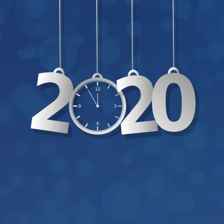 Happy New Year 2020: Whatsapp messages, quotes, wishes ...
