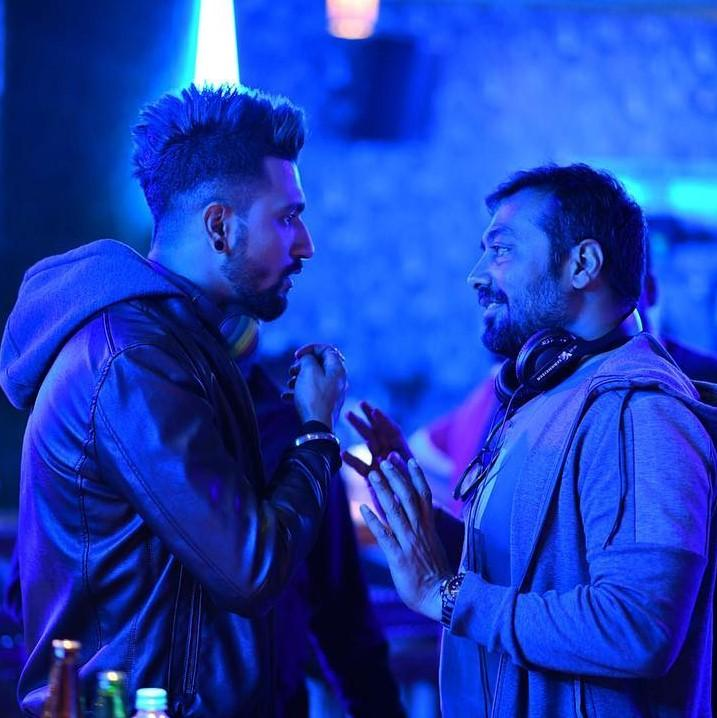 Vicky Kaushal is surprised that Anurag Kashyap's new film has a happy ending!