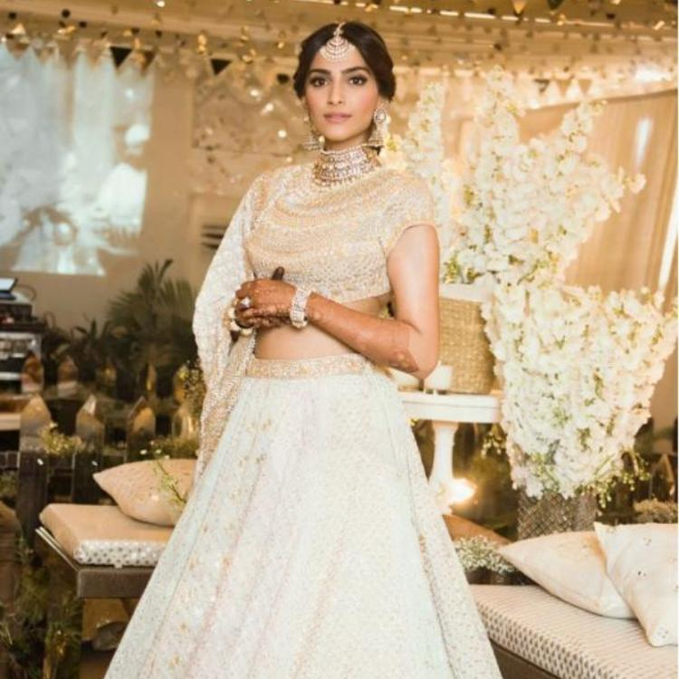 4 Bridal looks of Sonam Kapoor to get inspired for your wedding