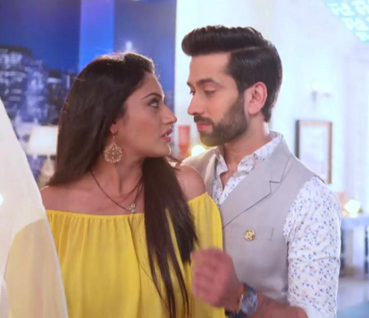4 Years of Ishqbaaaz: Nakuul Mehta, Surbhi Chandna thank fans for unconditional love; Call it a 'special' show