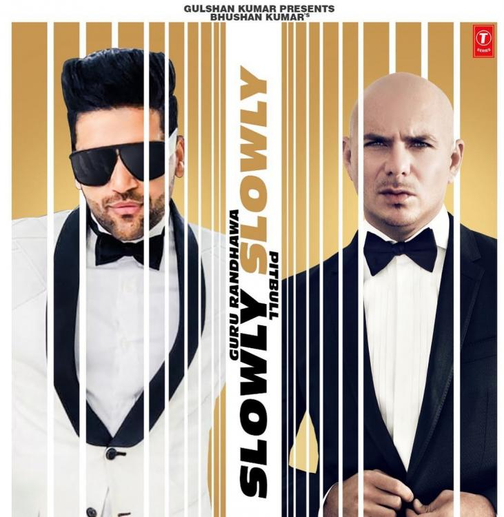 Guru Randhawa's next song with Pitbull called Slowly Slowly is all set to release next week; Read on
