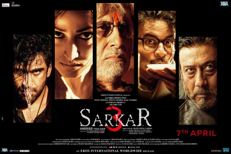 Sarkar 3 Trailer: Big B is back and he's angrier than ever!