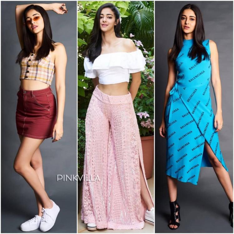 Style Quotient: Ananya Panday's SOTY 2 promotional looks set the tone right for summers and we are obsessed