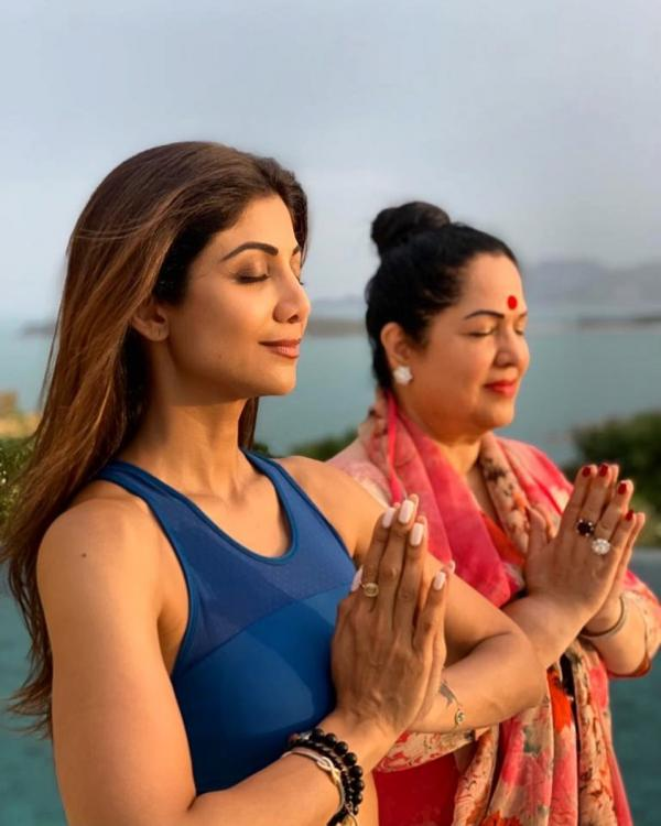 International Yoga Day 2019: Kangana Ranaut, Malaika Arora and more pour in their wishes on this occasion