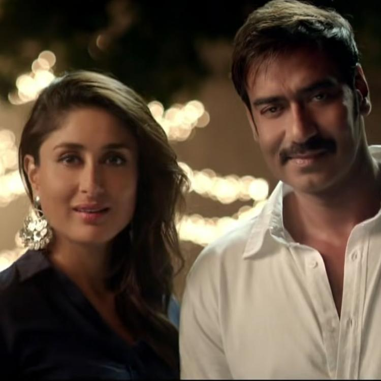 5 actresses who make best on screen pair with him with Ajay Devgn