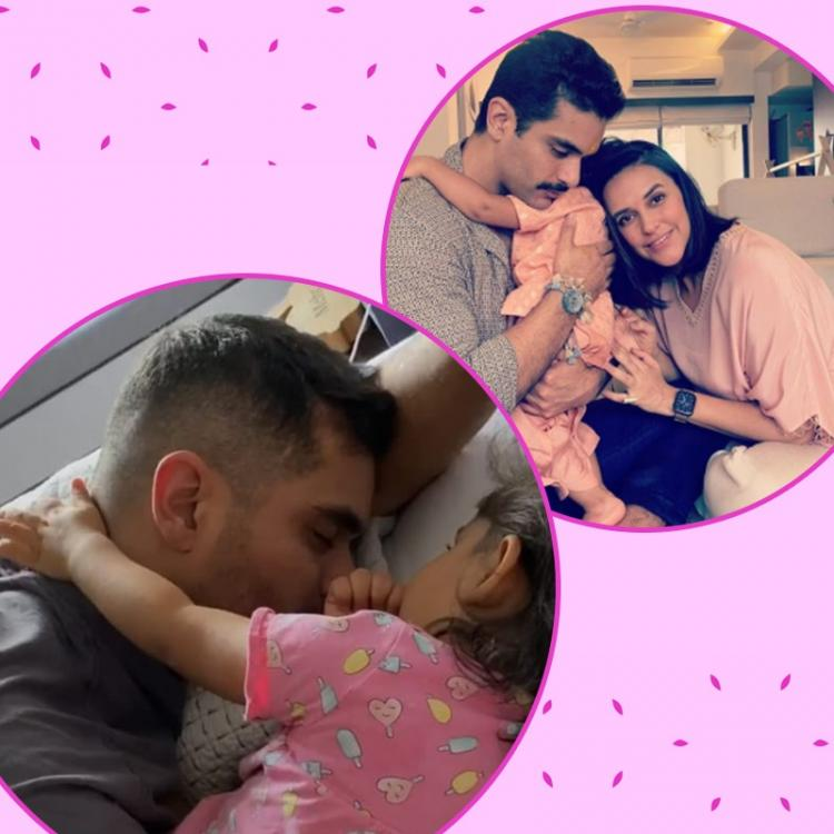 5 Times Neha Dhupia and Angad Bedi have won the internet with endearing reel videos of their munchkin Mehr