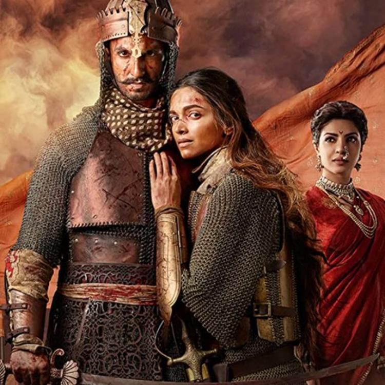 5 Years of Bajirao Mastani.