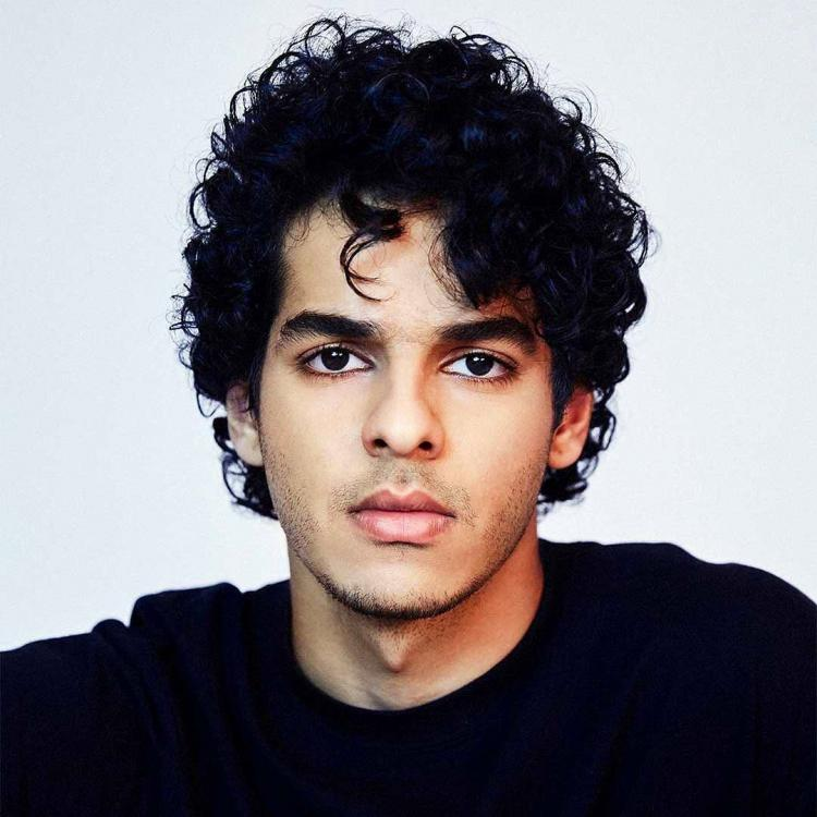 Ishaan Khatter reveals the reason behind his curly hair