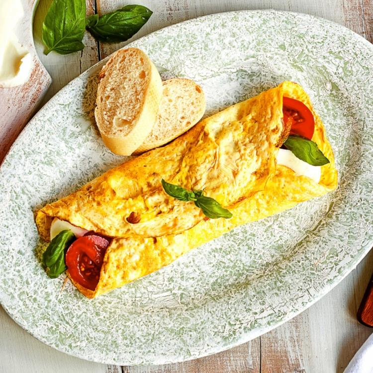 Food & Travel,Quick recipes,omelette