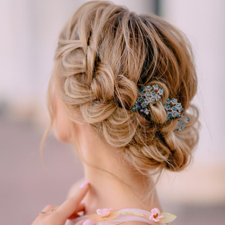 Wedding Hairstyles 6 Stunning Braid Hairstyles For The Brides To Be Pinkvilla