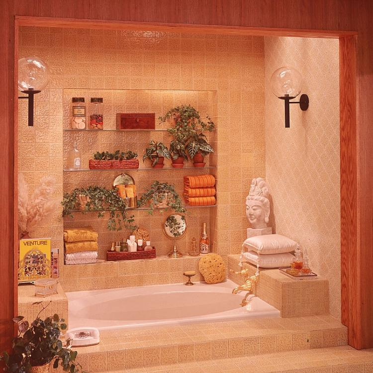 6 Tips to turn your bathroom into a home spa