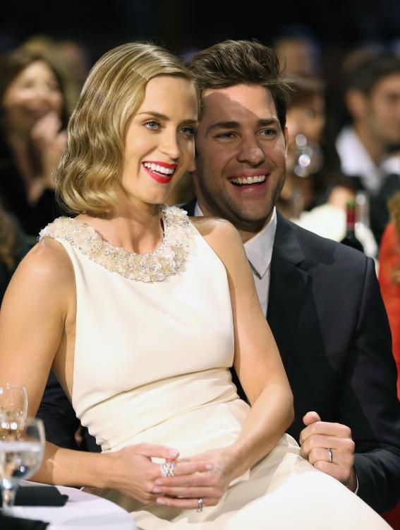 John Krasinski and Emily Blunt have successfully completed a decade of marriage.