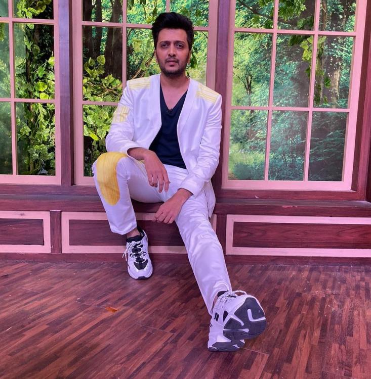 Here's why Riteish Deshmukh says he is a secure person
