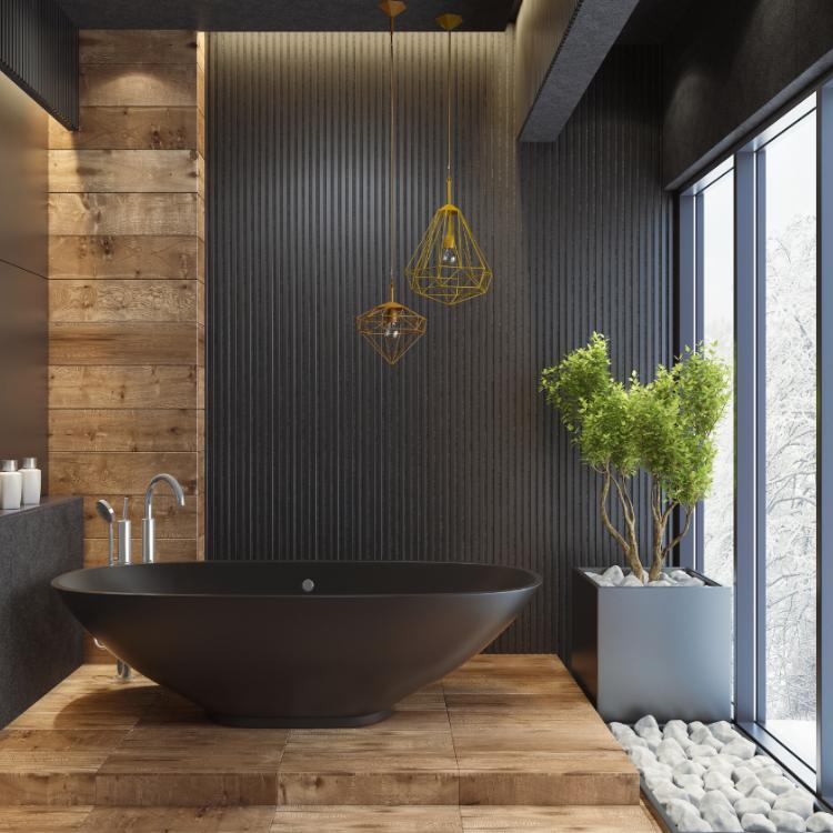7 Bathroom plants to provide the space with spa vibes