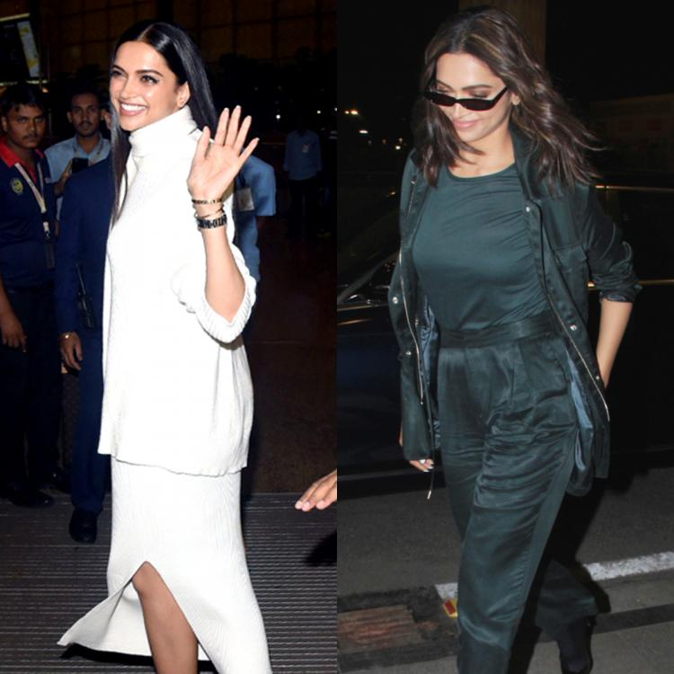 8 Times Deepika Padukone proved she is the QUEEN of monotone dressing