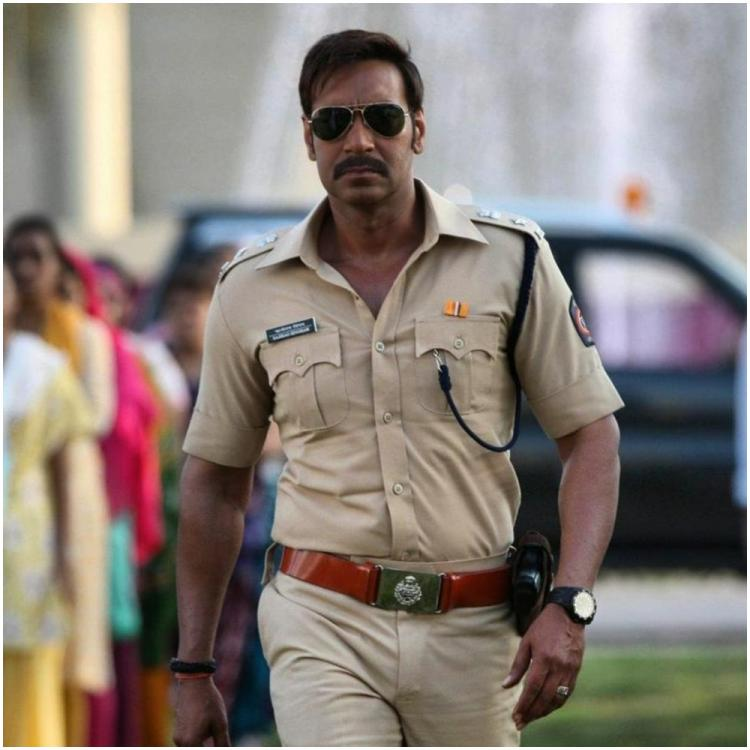 Ajay Devgn celebrates 8 years of Singham; Says 'It's the love of the audience Singham still roars this loud'