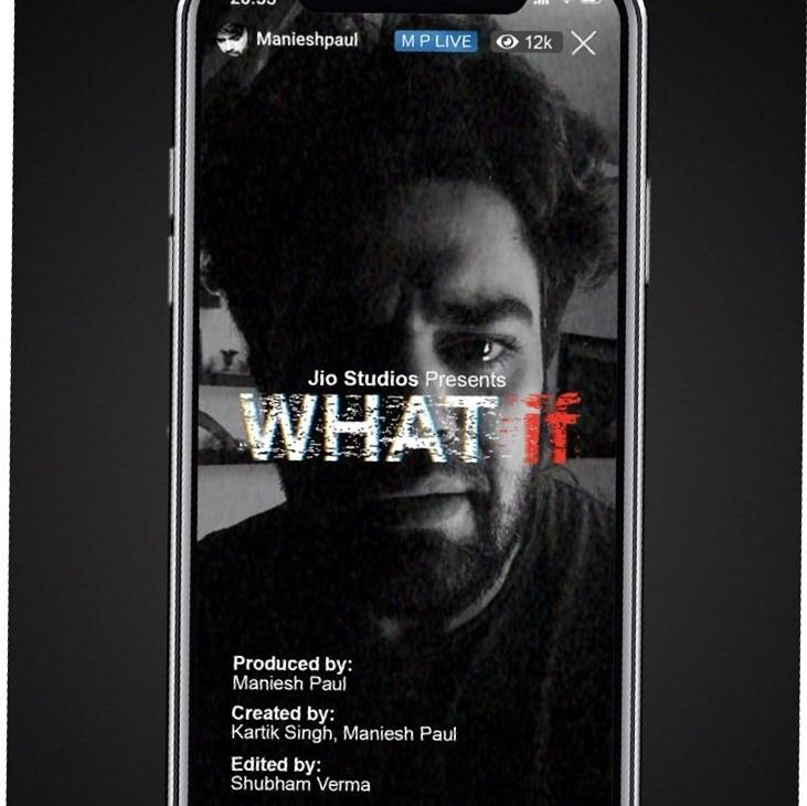 Maniesh Paul's short film What If's earnings to be donated for daily wage workers