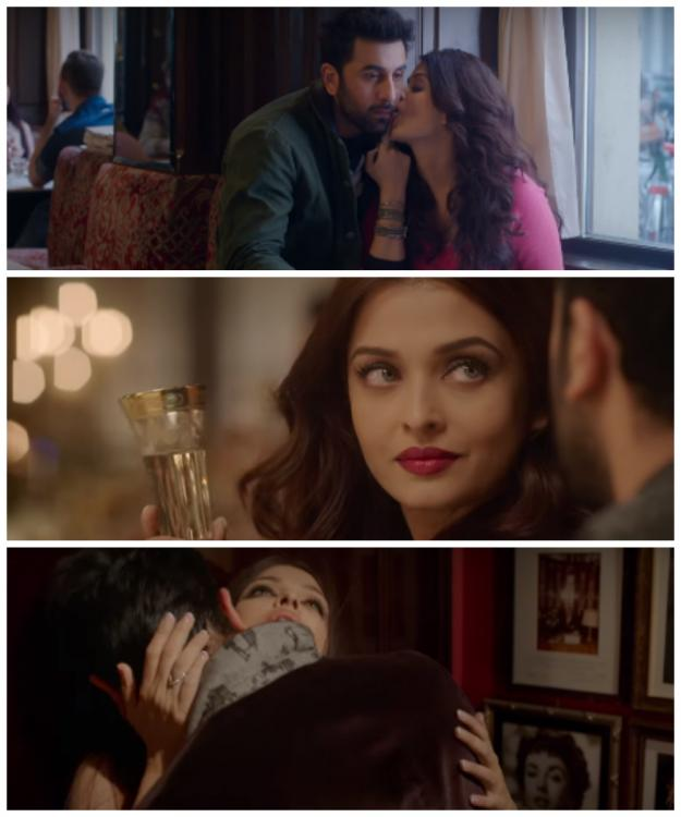 Aish's Gets Raw & Intense with Ranbir In 'Bulleya'