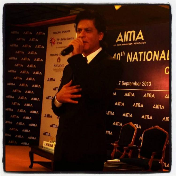 Photos,shah rukh khan,AIMA